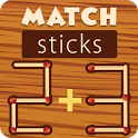 Matchstick Puzzle Game icon