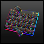 Color Light Keyboard Theme