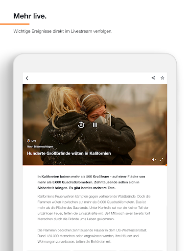 ZDFheute - Nachrichten 3.3 screenshots 15