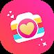 Beauty Camera Plus - メイクアップカメラ 美人セルフ