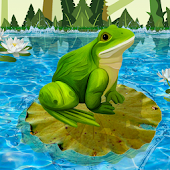 Frog Jumping Mania Android APK Download Free By Interactive Games