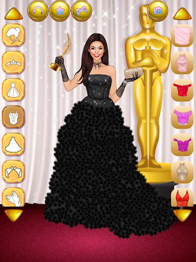 Actress Dress Up - Fashion Celebrity apktram screenshots 11