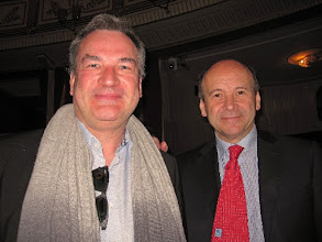 Photo: WIENER STAATSOPER (25.3.2015). Uwe Eric Laufenberg, Dominique Meyer. Foto Andrea Matzker