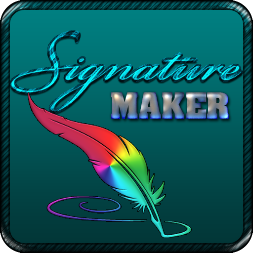 Fancy Signature Maker 遊戲 App LOGO-硬是要APP