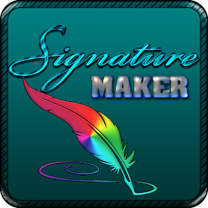 how to create a fancy signature