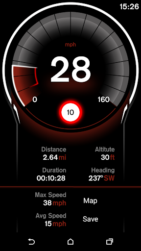 Speed View GPS Pro