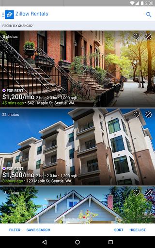 Apartments & Rentals - Zillow 5.3.144.1597 Screenshots 11