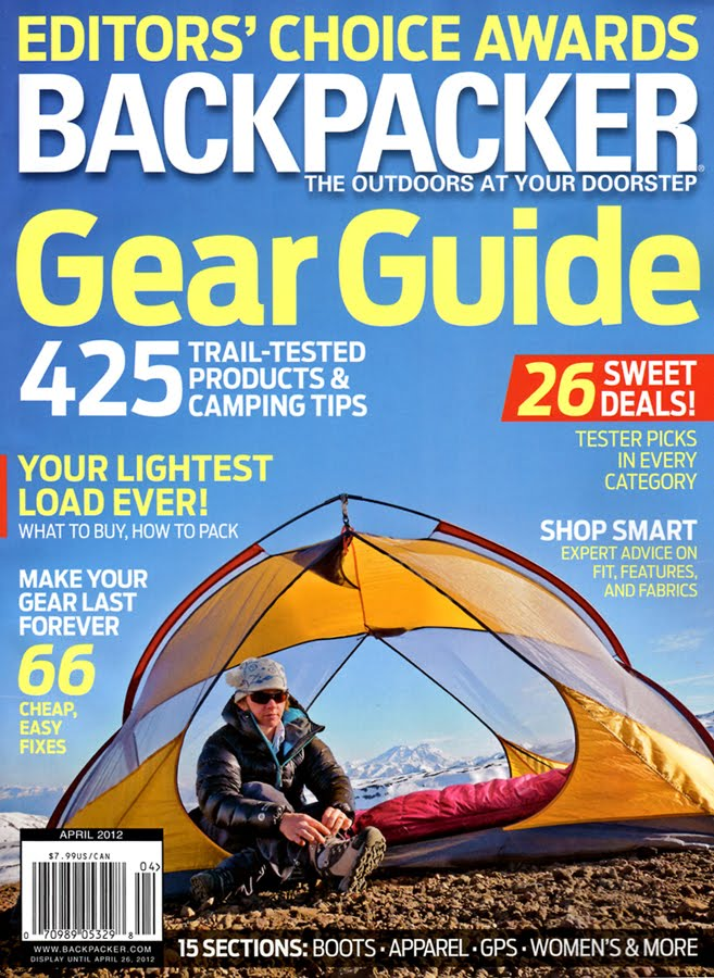 Hiker Gift Idea Backpacker Magazine
