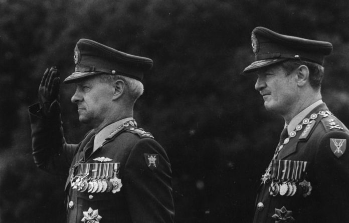 General Constand Viljoen could have sabotaged the birth of the new South Africa but he was swayed by Nelson Mandela and formed the Afrikaner Freedom Front party instead.