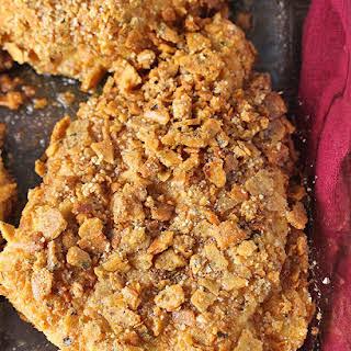Paleo Crispy Baked Chicken.
