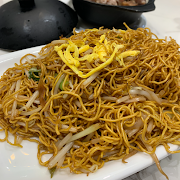59. Fried Noodle with Bean Sprout 芽菜仔炒麵
