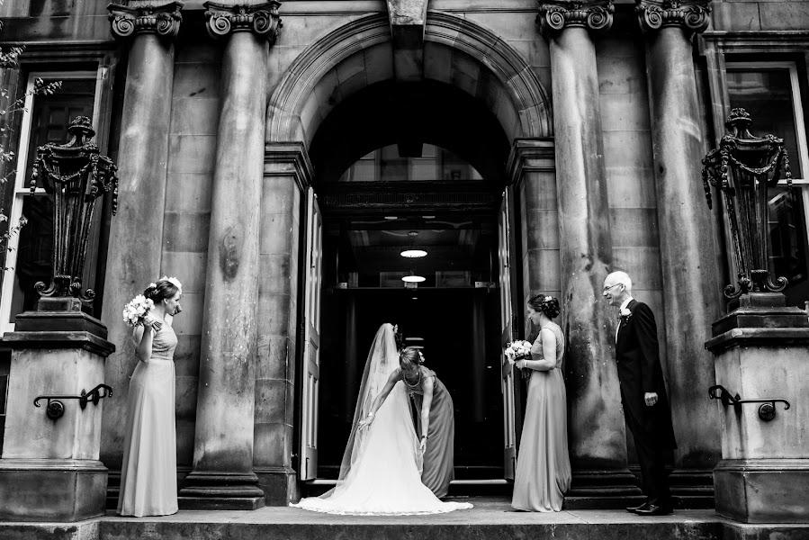 Wedding photographer Ricky Baillie (baillie). Photo of 21.11.2017