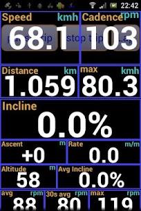 IpBike ANT+™ Bike Computer – Mod APK (Unlimited) 3