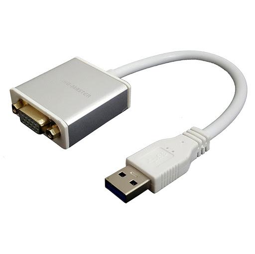Bộ chuyển USB 3.0 -> VGA Kingmaster 010