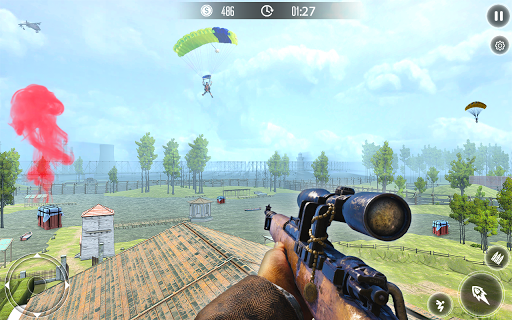 Call of Battle Killer - Fps Gun Shooting Strike  screenshots 5