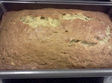 Golden Banana Bread Recipe