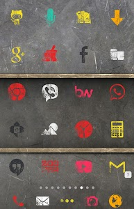 Ruvido - icon pack v1.1