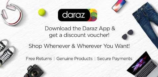 Daraz Online Shopping App for PC