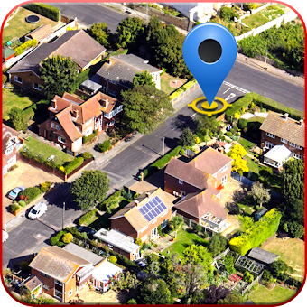GPS Street View, Navigation & Direction Maps