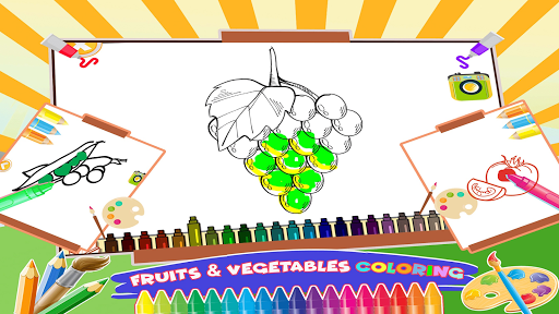 Coloring Book Fun Doodle Games - Color Pages Apps 1.4 screenshots 2