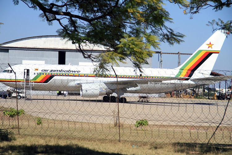 Struggling national airline Air Zimbabwe is left without an aircraft.