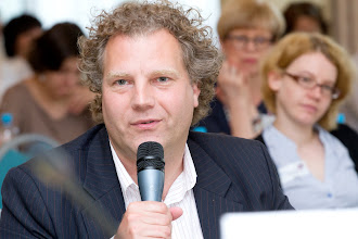 Photo: Richard de Groot from the Equal Treatment Commission (Netherlands)