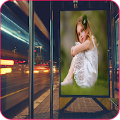 Billboard Photo Frame