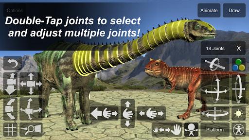 Dinosaur Mannequins screenshots 1