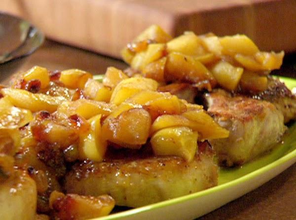 Sweet & Tangy Pork Chops Recipe