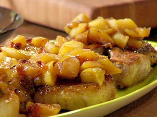 Sweet & Tangy Pork Chops Recipe
