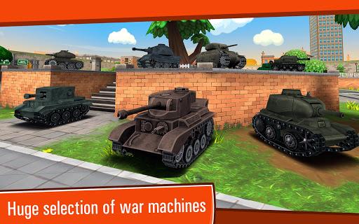 Toon Wars: Awesome PvP Tank Games 3.62.3 screenshots 6