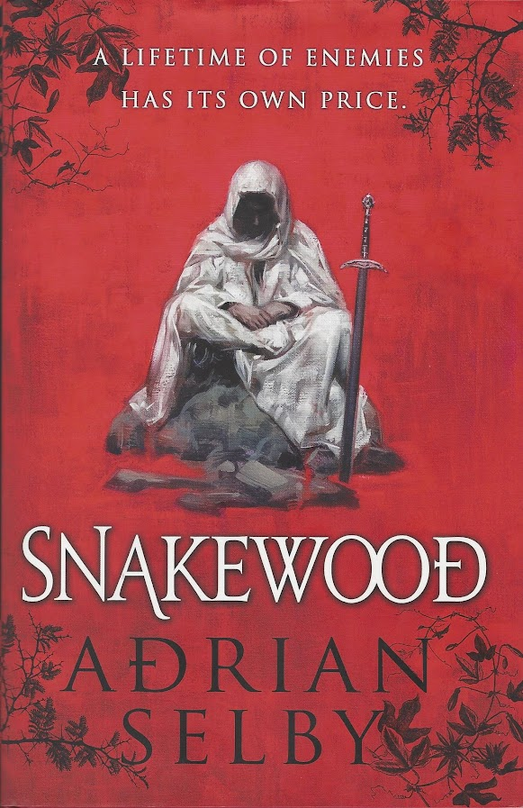 Snakewood cover
