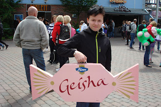 Foto: Hoppla, 2 kilo Geisha!! :)