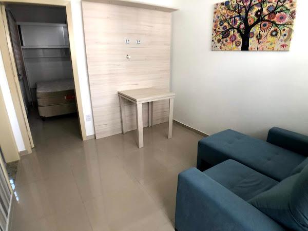Apartamento Residencial Floresta, Porto Alegre 29m²