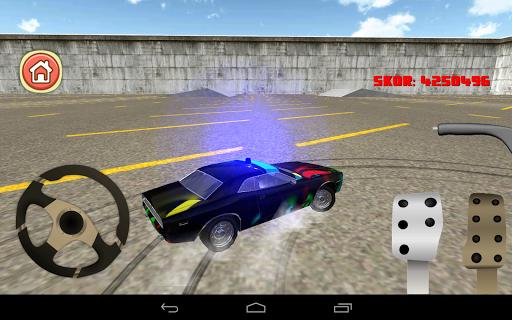 Police Car Modified
