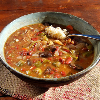 Fat-Free Vegan Gumbo