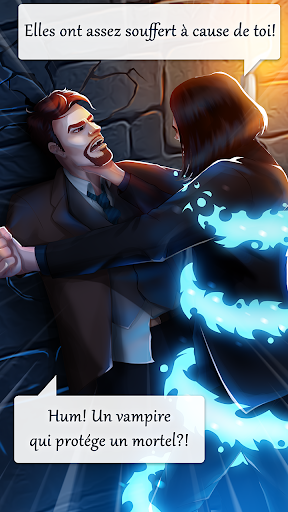 Jeux de Vampire pour Fille  captures d'u00e9cran 8
