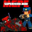 Superhero Mod For MCPE APK