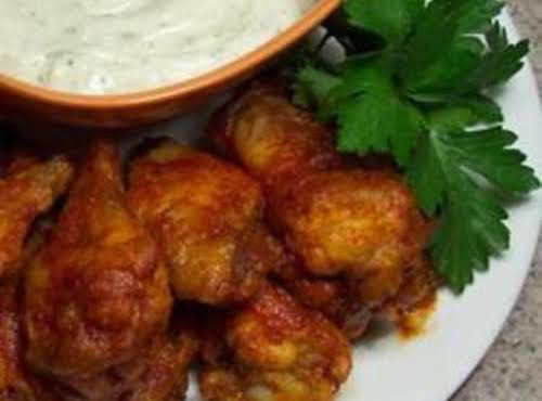 "The Best Buffalo Wings""I fixed your chicken wings recipe for my 14-year-old..."