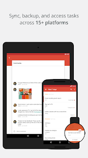 Todoist: To-Do List, Task List- screenshot thumbnail
