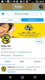 Radio Ide - náhled