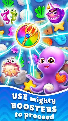 Seascapes : Trito's Match 3 Adventure 2.6 screenshots 4