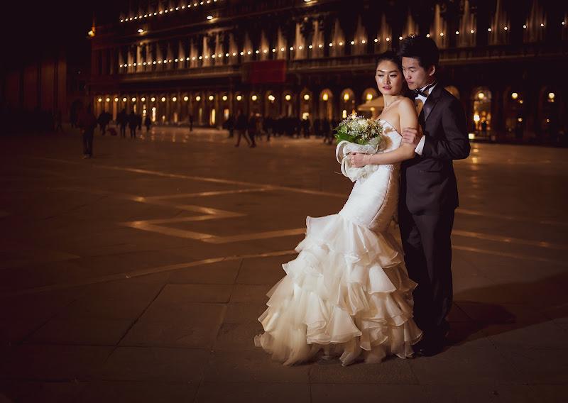 Japanese wedding in Venice di __________