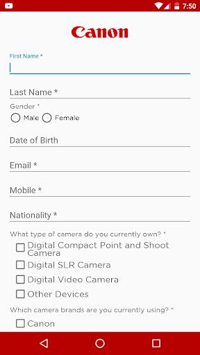 玩免費遊戲APP|下載Canon Onsite Registration app不用錢|硬是要APP