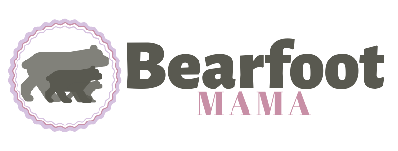 Bearfoot Mama C-Section Blog Logo