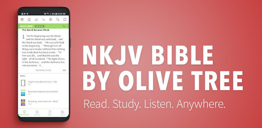 NKJV Bible by Olive Tree - Offline, Free & No Ads - Apps on