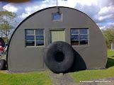 Photo: Circles within circles.93rd Bombardment Group Museum, Station 104, Hardwick,  Norfolk, UK.