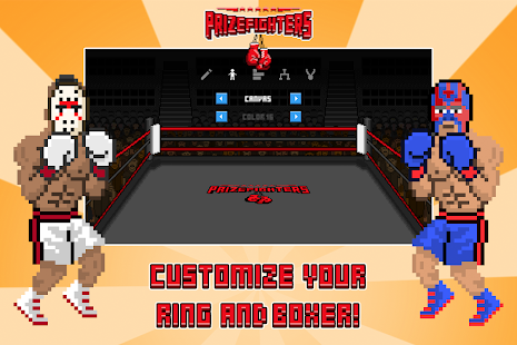 Prizefighters Screenshot