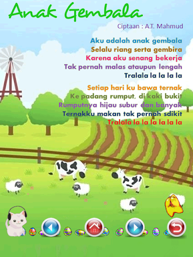 Indonesian Children's Songs  screenshots 3