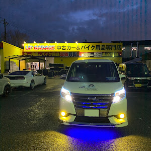 ノア ZRR80W のカスタム事例画像 ふ〜さん◢⁴⁶さんの2020年01月15日17:52の投稿
